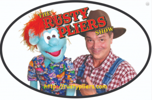 The Rusty Pliers magic and ventriloquism show will be headlining Halloween in Uranus, a popular, free event at Uranus Missouri, one of the best roadside stops on Route 66 in Missouri, in the Fort Leonard Wood, Waynesville, St. Robert area