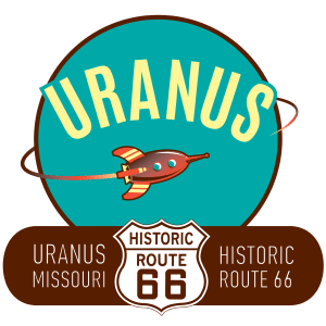 Uranus Missouri on Historic Route 66