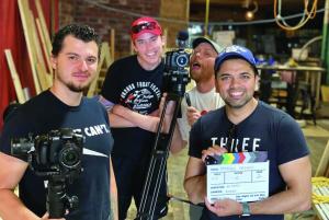 Uranus Film Crew